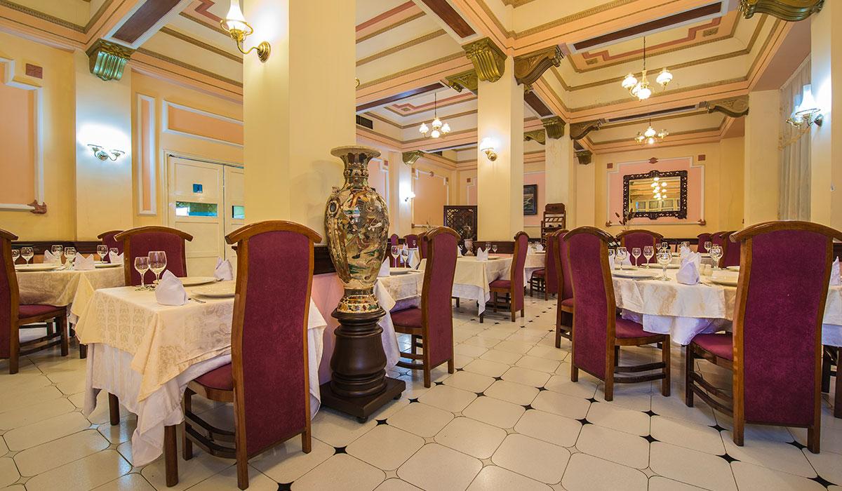 Hotel Plaza - Restaurante