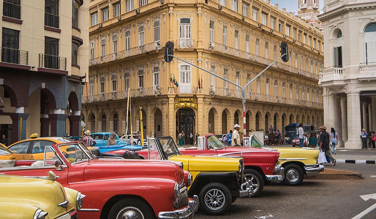 Hotel Plaza, Old Havana