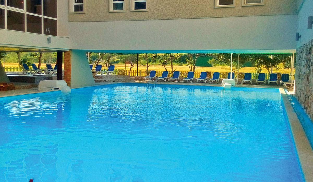Hotel Marazul - Piscina