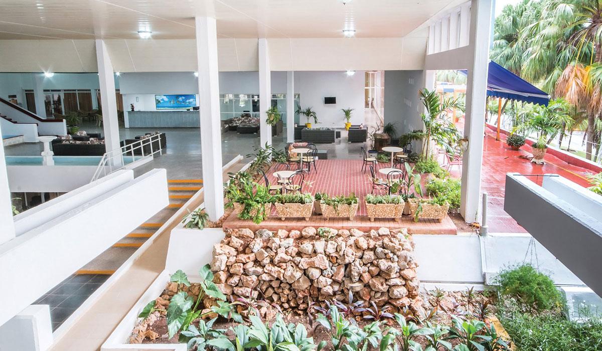 Hotel Marazul - Lobby