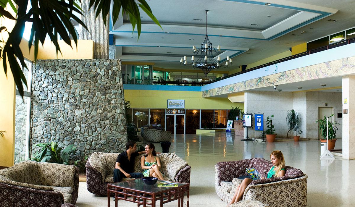 Hotel Neptuno-Tritón - Lobby