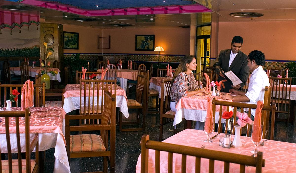 Hotel Neptuno - Trintón - Restaurant