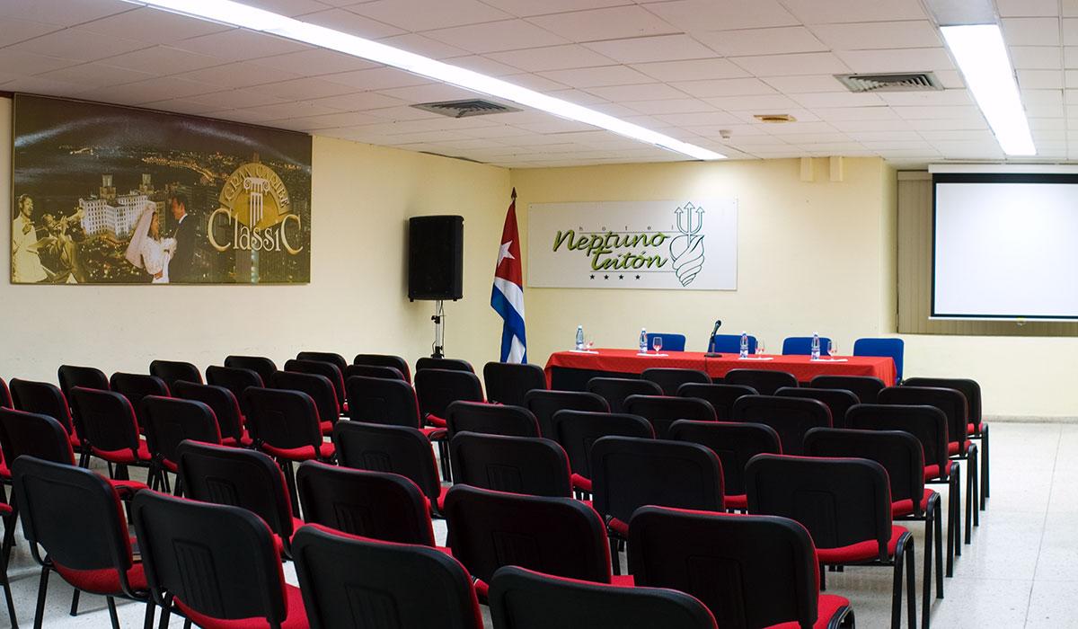 Hotel Neptuno - Trintón - Salón de conferencias