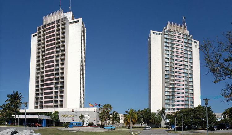 Hotel Neptuno-Tritón, Miramar, Habana