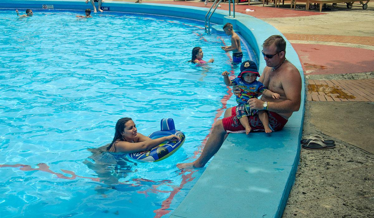 Hotel Nacional de Cuba - Pool