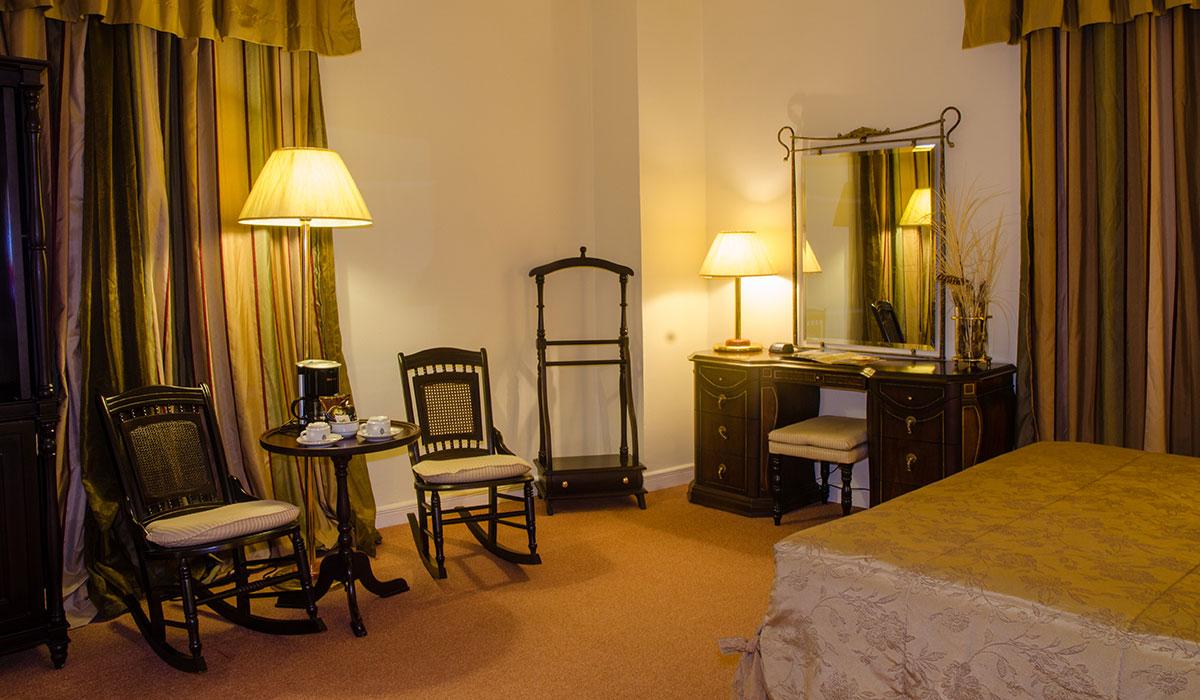Hotel Nacional de Cuba - Habitación