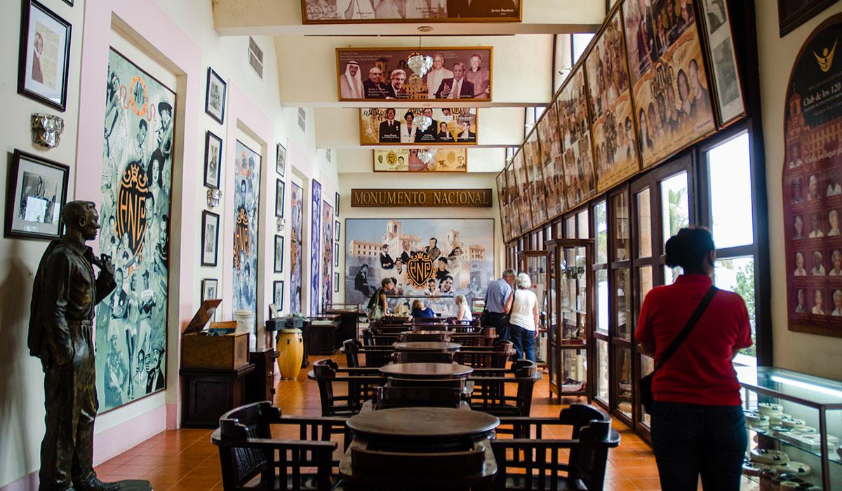 Hotel Nacional de Cuba - Bar