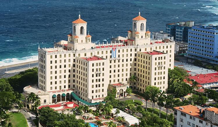 Hotel Nacional de Cuba, Vedado, Havana