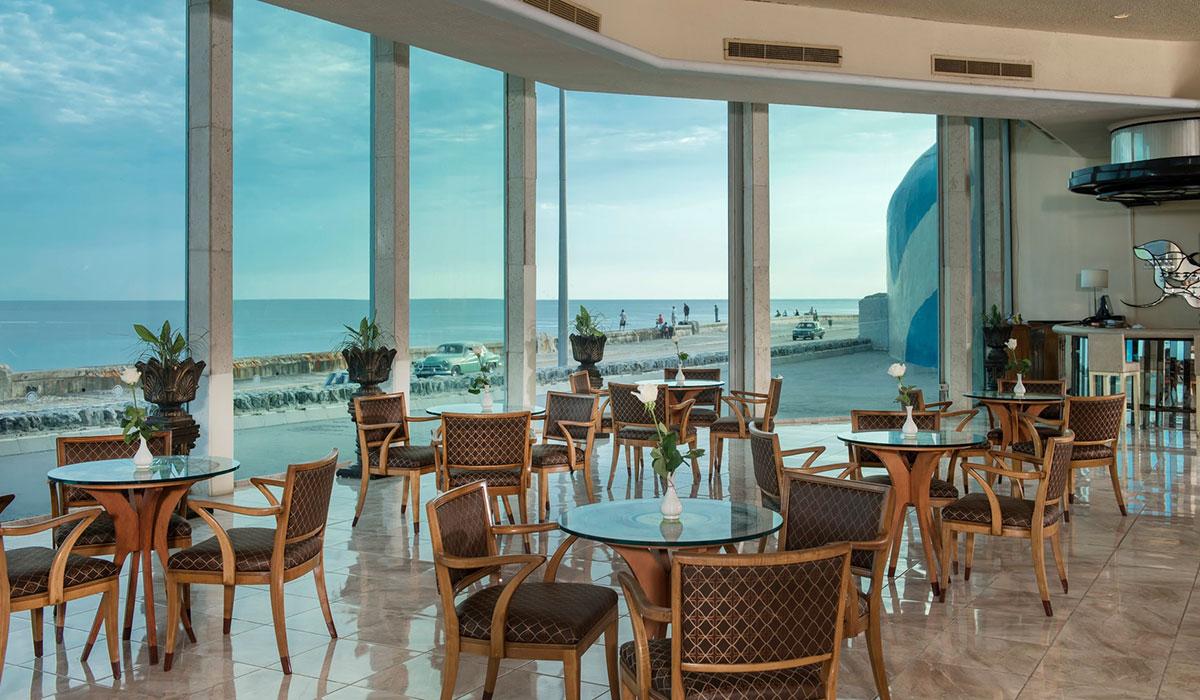 Hotel Iberostar Habana Riviera - Cafeteria