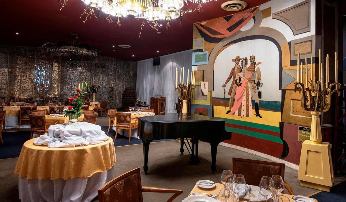 Hotel Iberostar Habana Riviera - Restaurant