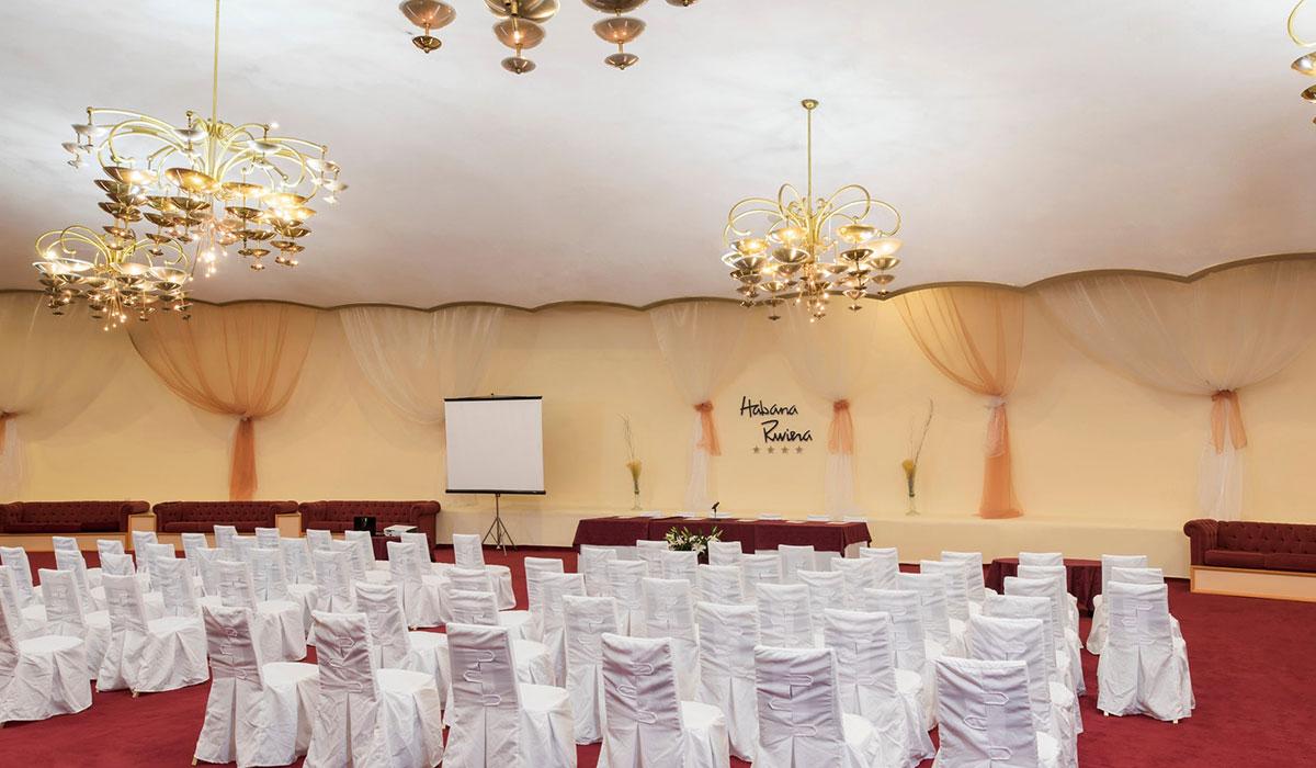 Hotel Iberostar Habana Riviera - Conference Room
