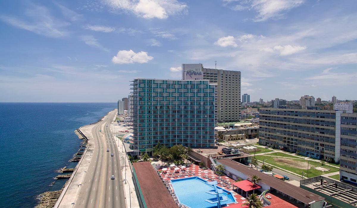 Hotel Iberostar Habana Riviera - View