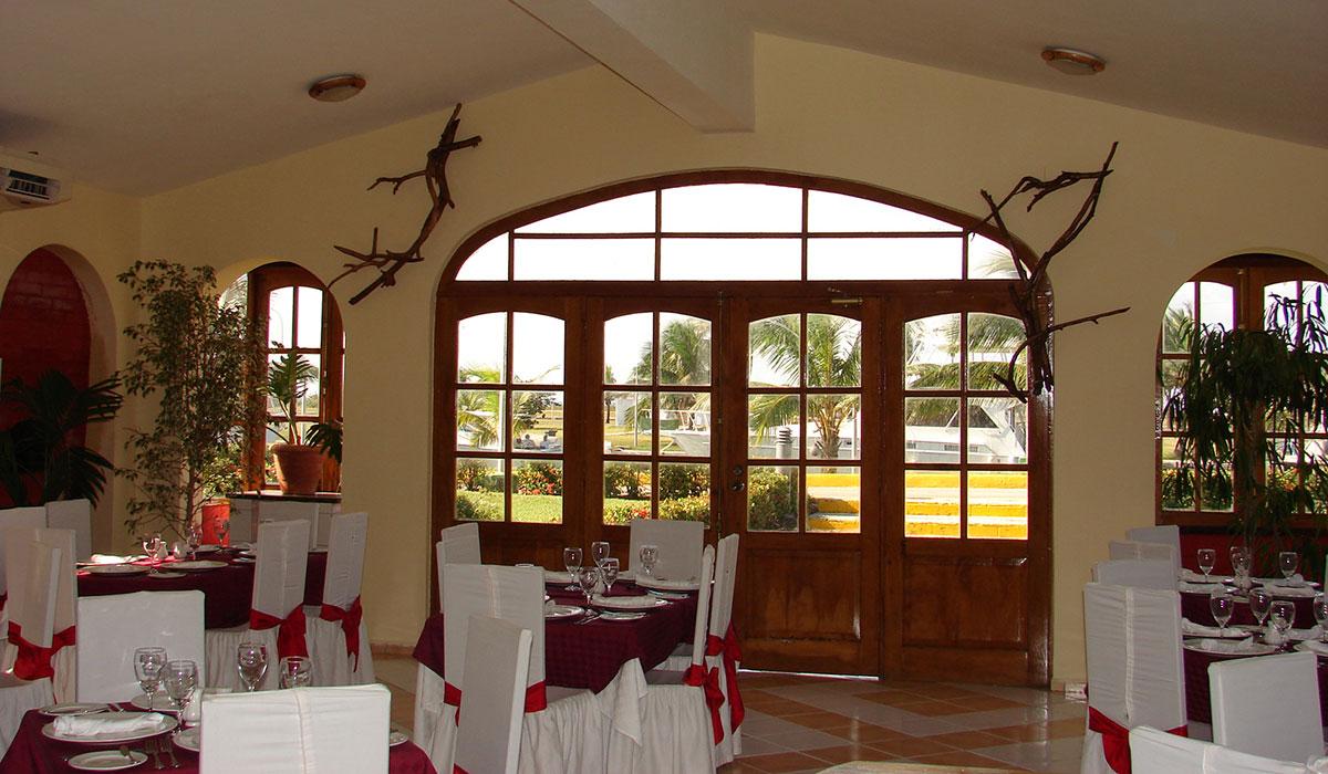 Hotel Club Acuario - Restaurant