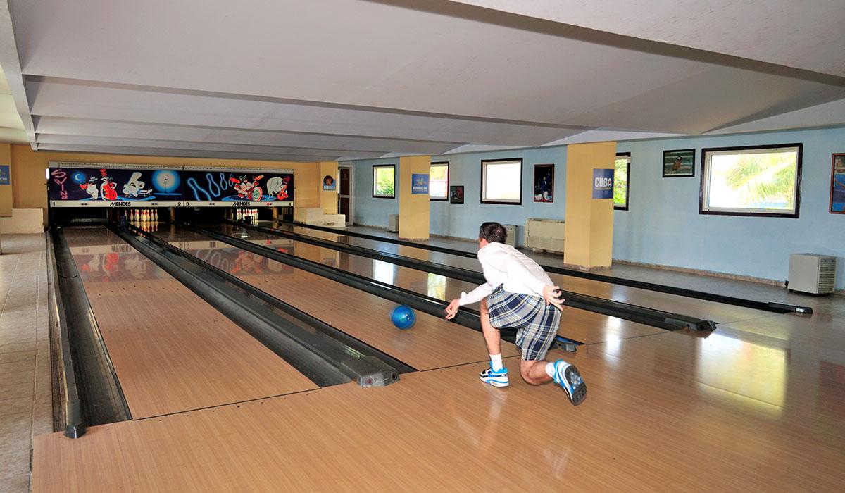 Hotel Club Acuario - Bowling