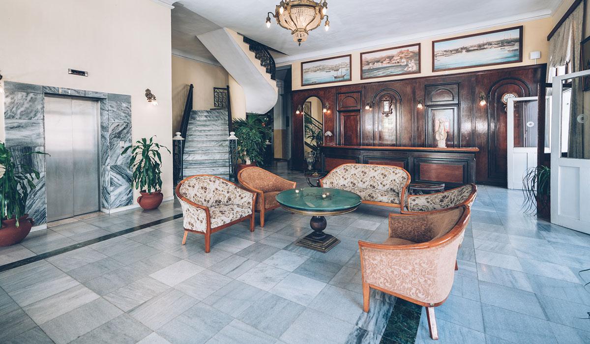 Hotel Iberostar Casa Granda - Lobby
