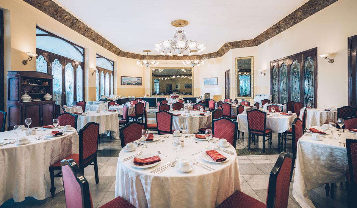 Hotel Iberostar Casa Granda - Restaurant