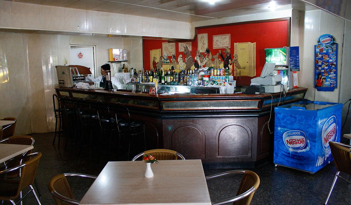Hotel Colina - Bar