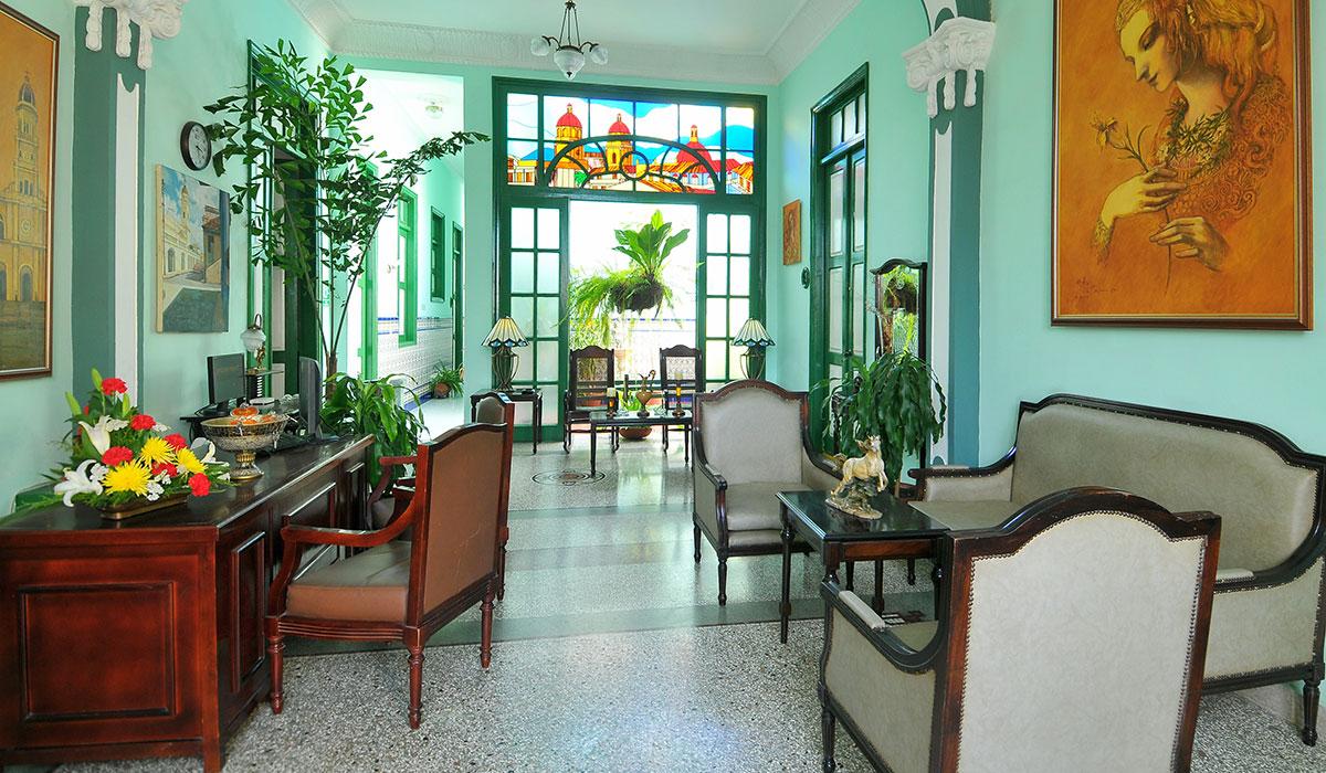 Hotel Encanto San Basilio - Lobby