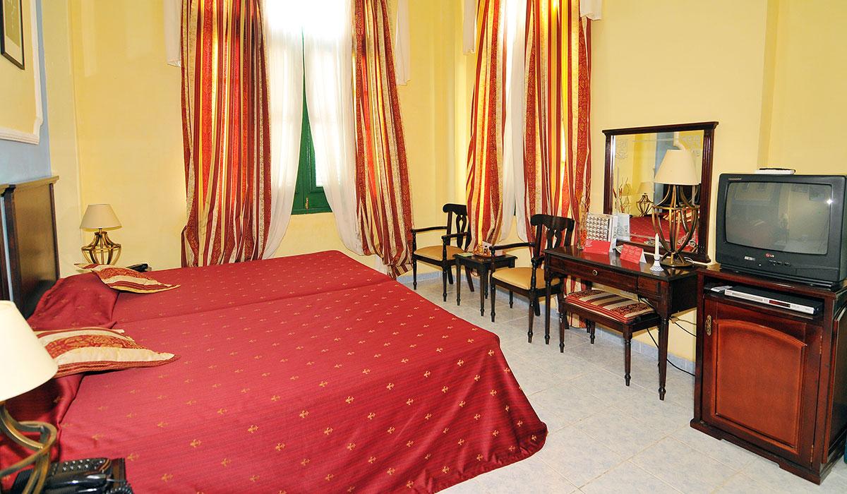 Hotel Encanto San Basilio - Room