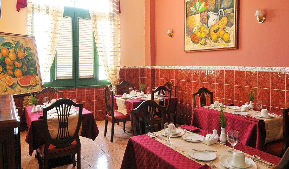 Hotel Encanto San Basilio - Restaurant