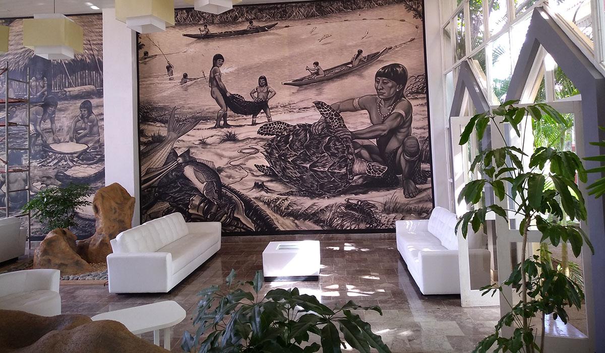 Hotel Canimao - Lobby