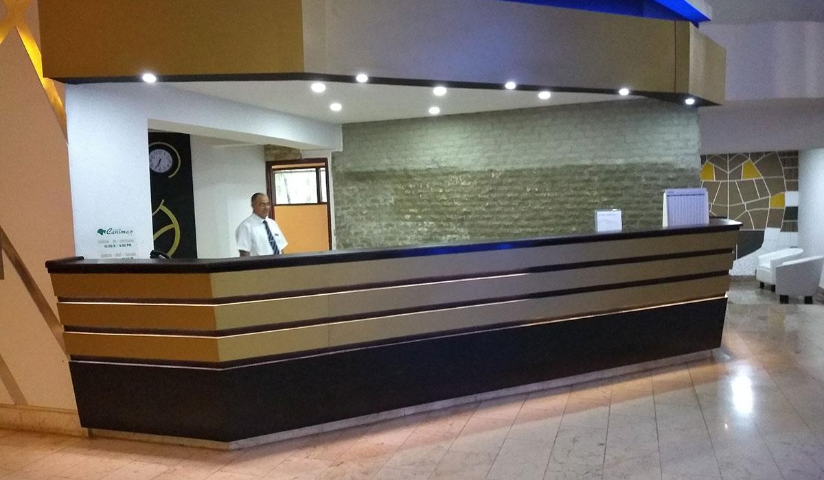 Hotel Canimao - Recepción