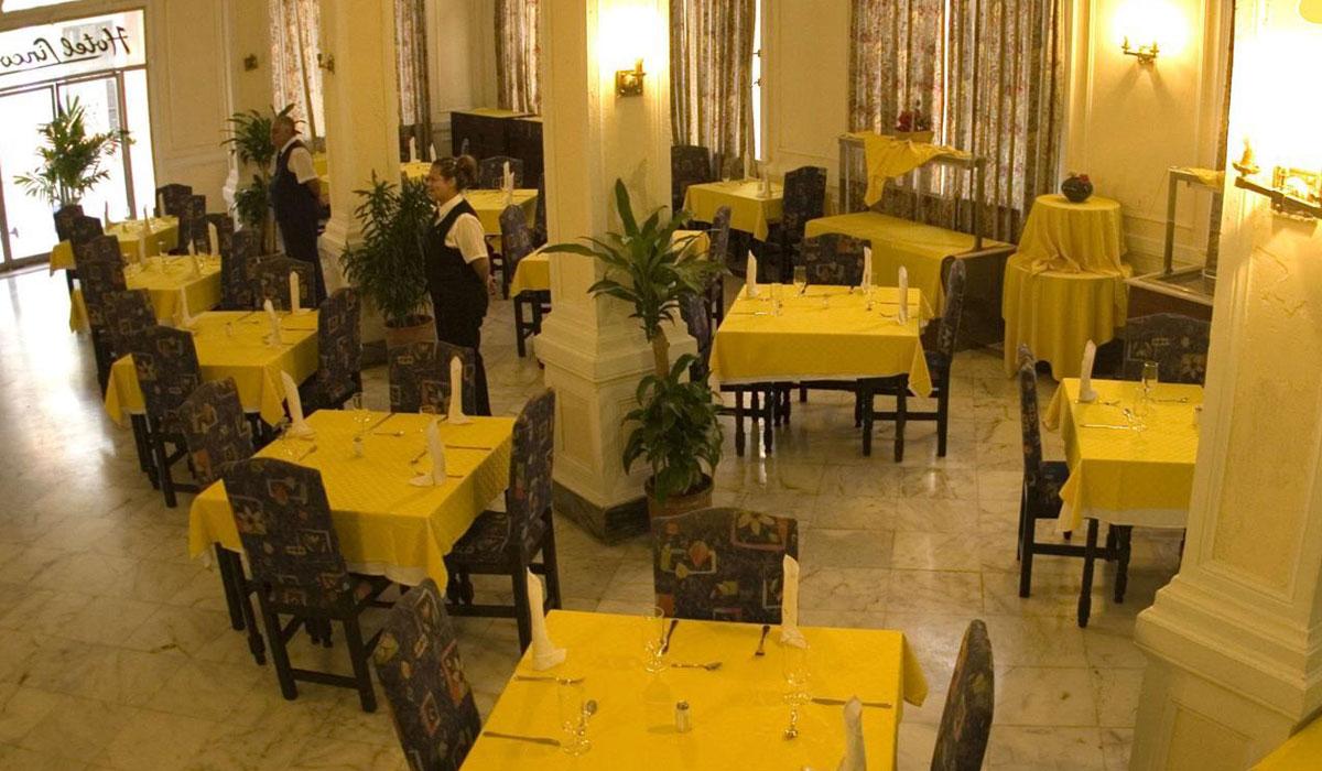 Hotel Lincoln - Restaurante