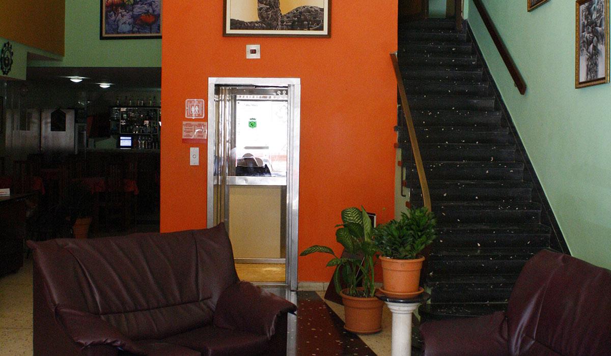 Hotel Lido - Lobby