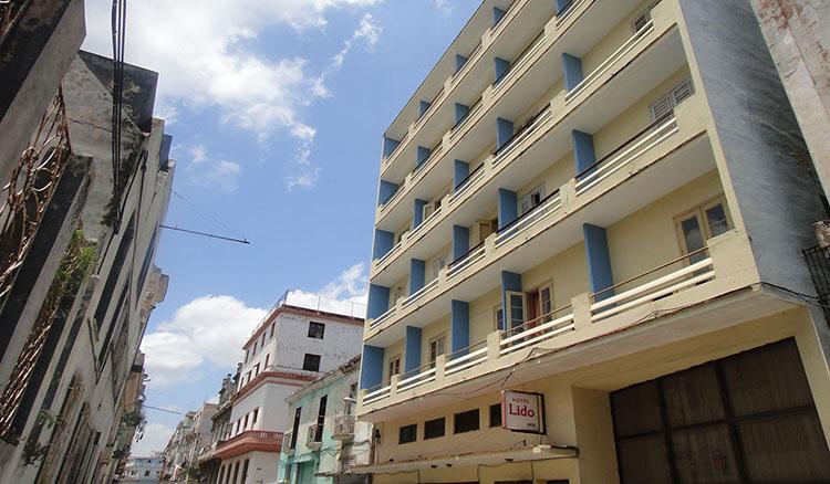 Hotel Lido, Habana