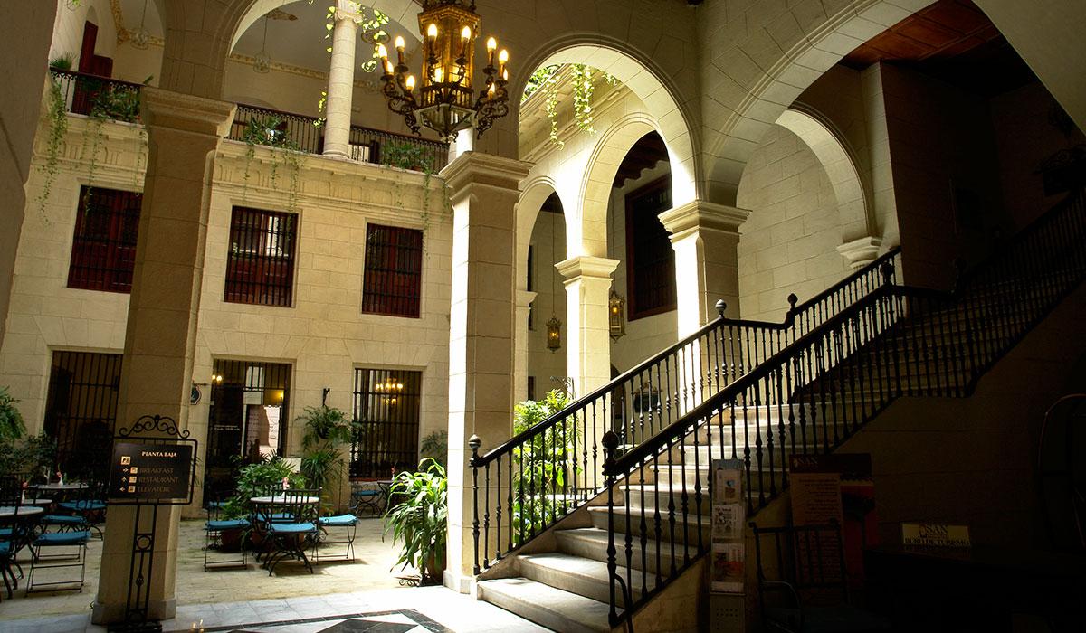 Hotel: Palacio O´Farrill - Lobby