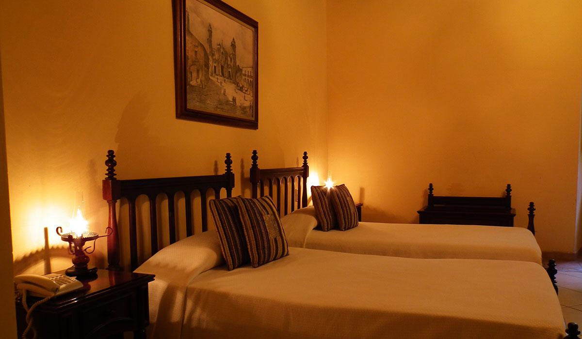 Hotel: Palacio O´Farrill - Habitación
