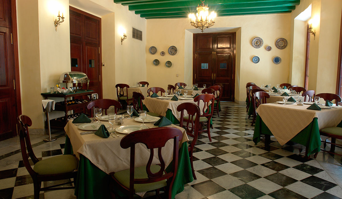 Hotel: Palacio O´Farrill - Restaurant