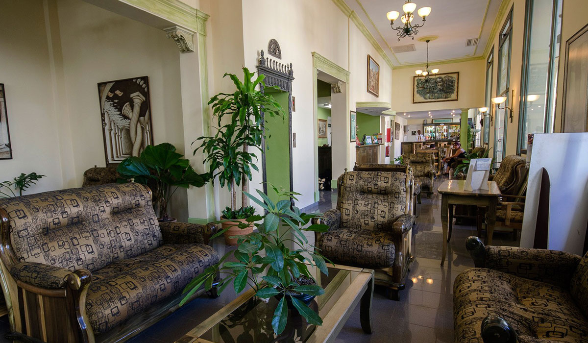 Hotel Park View - Lobby