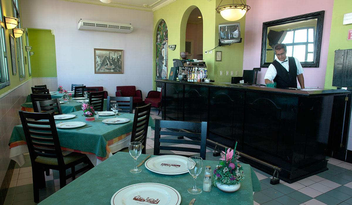 Hotel Park View - Restaurante