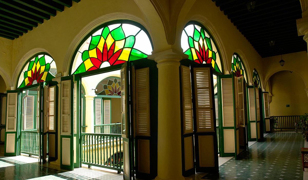 Hotel Conde de Villanueva - Areas