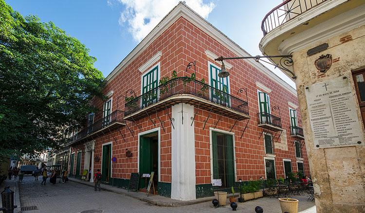 Hotel Conde de Villanueva, Old Havana