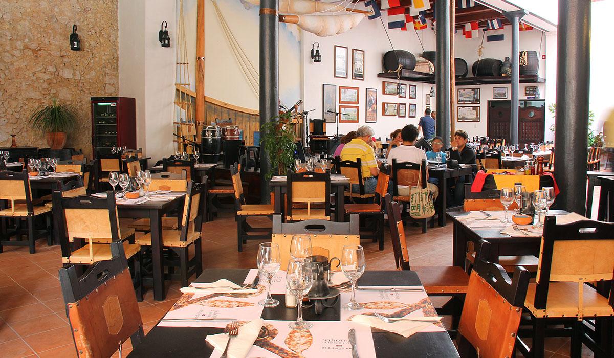 Hotel Mesón de La Flota - Restaurante