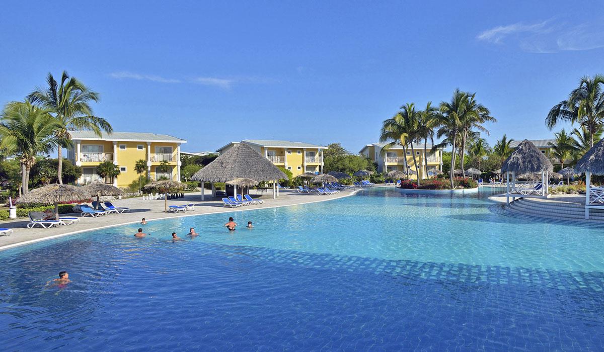 Hotel Meliá Cayo Santa María - Pool