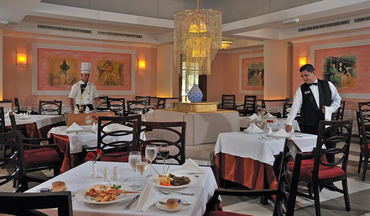 Hotel Meliá Cayo Santa María - Restaurant