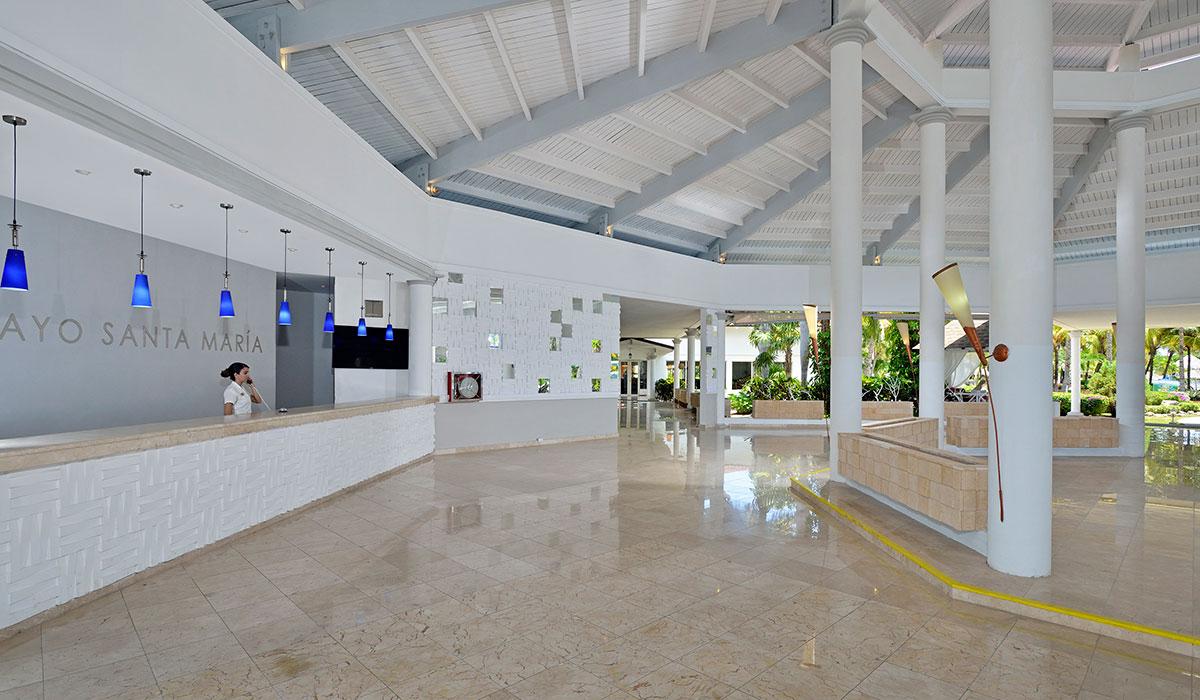Hotel Meliá Cayo Santa María - Reception