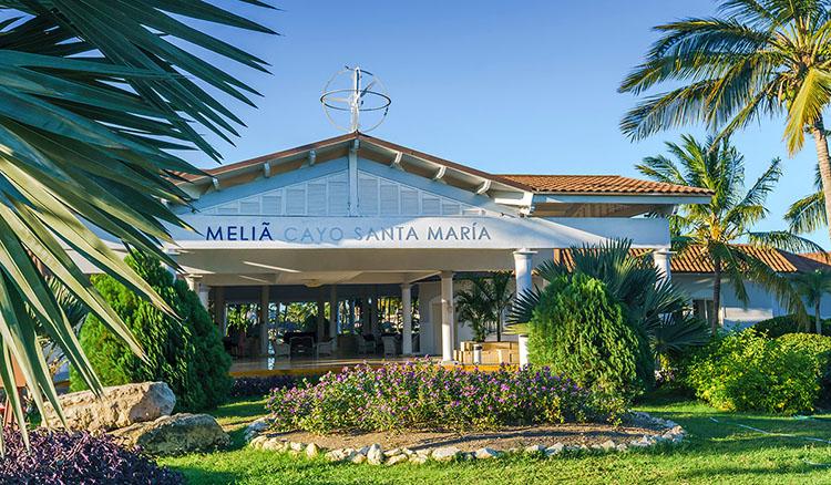 Hotel Meliá Cayo Santa María