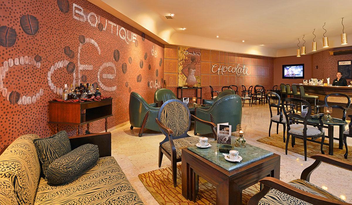 Meliá Cohiba - Cafe