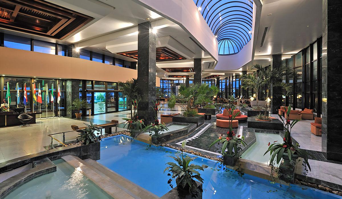Hotel Meliá Habana - Lobby