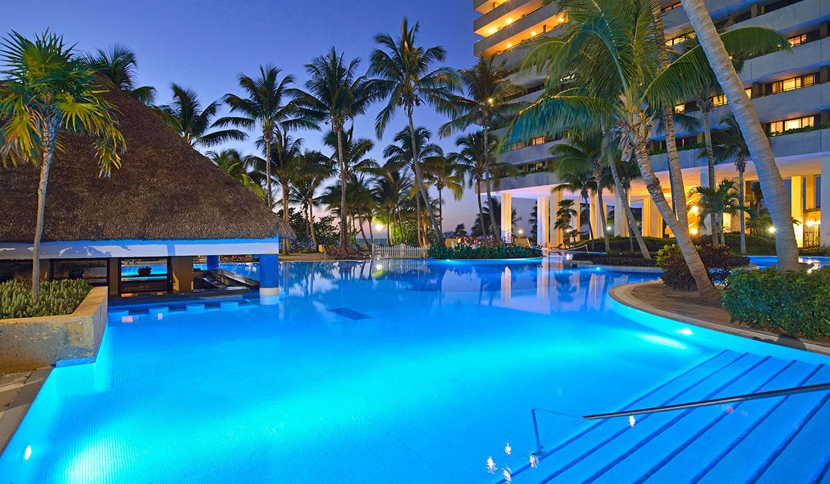 Hotel Meliá Habana - Pool