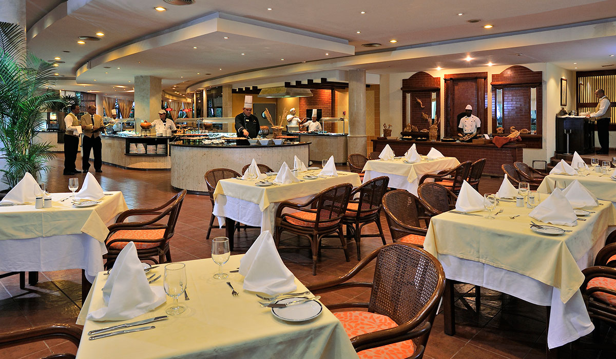 Hotel Meliá Habana - Restaurant