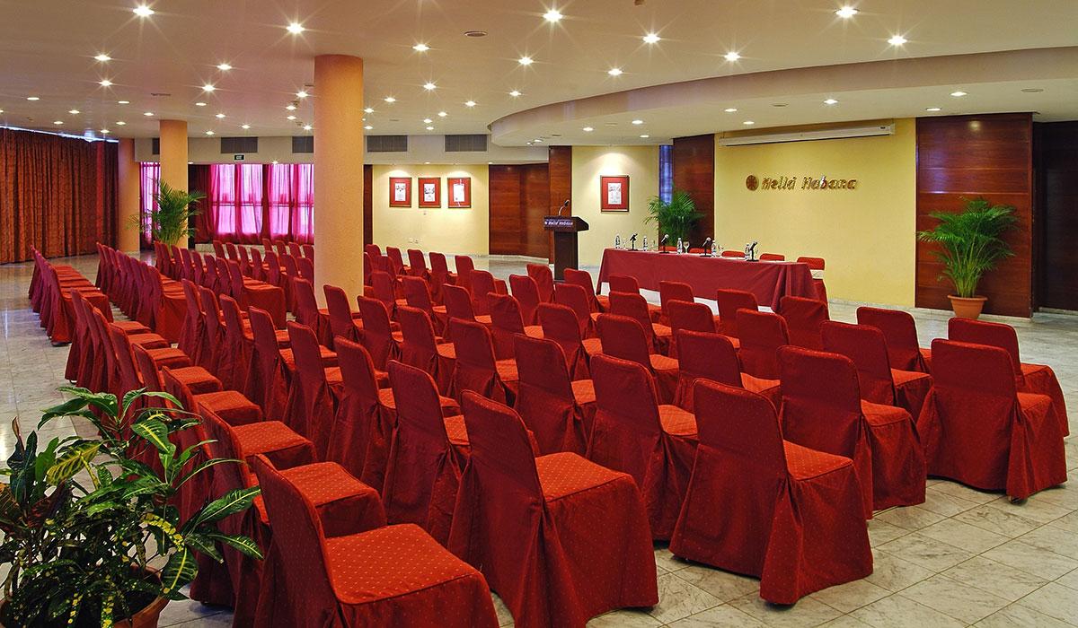 Hotel Meliá Habana - Salón de conferencias
