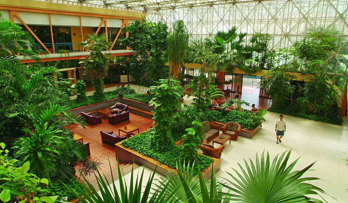 Hotel Puntarena - Lobby