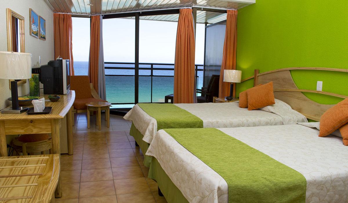 Hotel Puntarena - Habitación