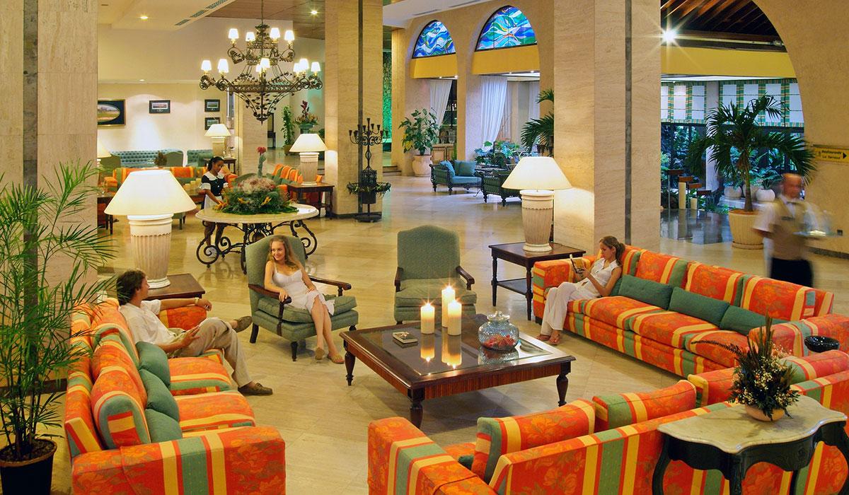 Hotel Meliá Las Américas - Lobby