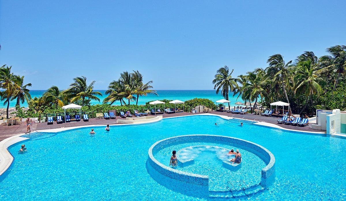 Hotel Meliá Las Américas - Pool